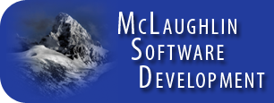 McLaughlin Software Development Logo